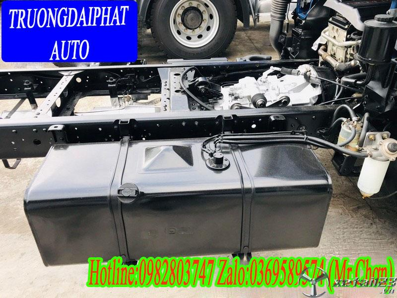 Xe Tải Nissan 3.5 tấn thùng kín trả trước 100 Triệu