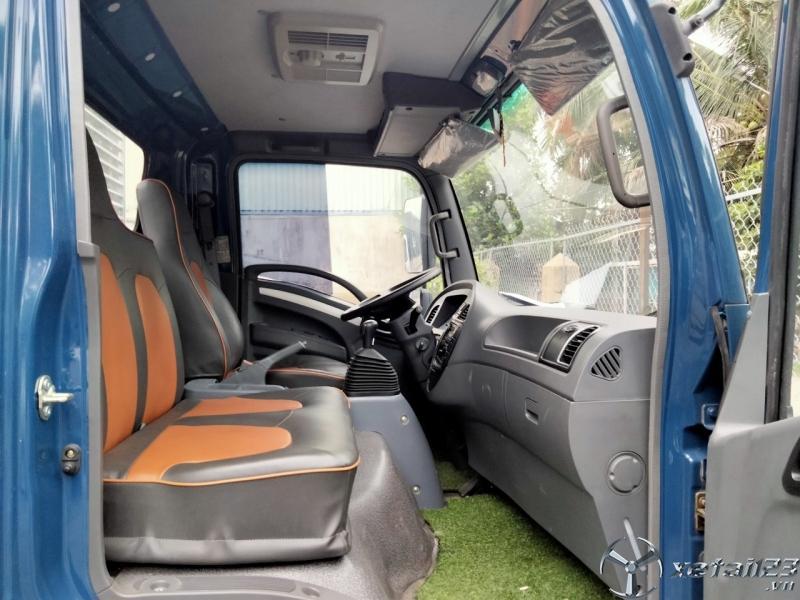 Xe tải Veam 3t49 Đời 2019 Thùng 6m50 Bững Nâng Xe Lướt mới chạy 6879km