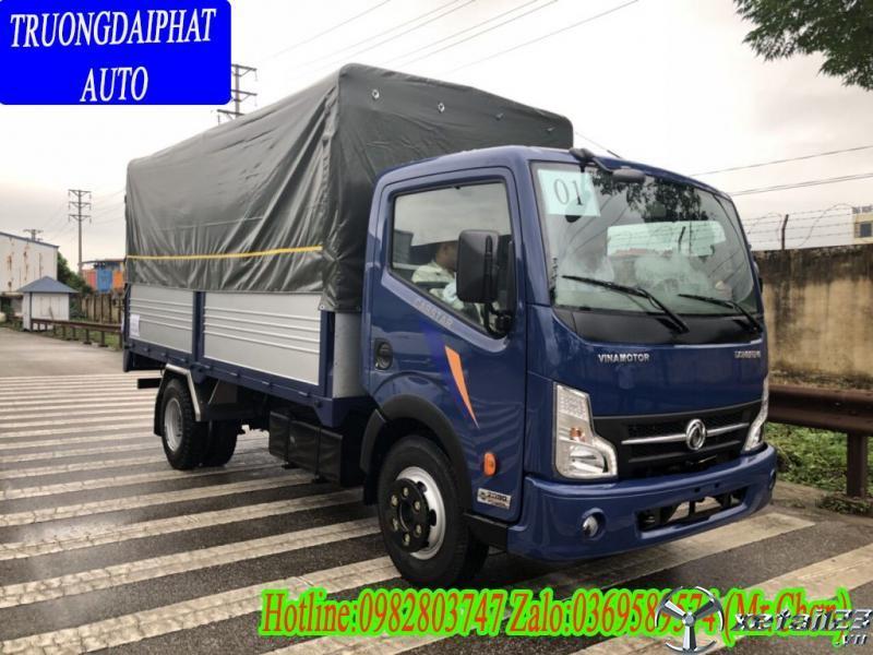 Xe tải Vinamotor 3 tấn 5 động cơ Nissan Nhật Bản có thật không ?