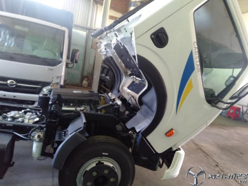 Xe tải Vinamotor - Máy Nissan Nhật
