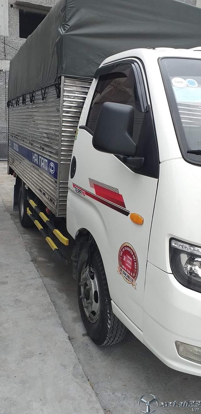 Bán xe Teraco 1,9 tấn đời 2017 thùng mui bạt giá chỉ 195 triệu