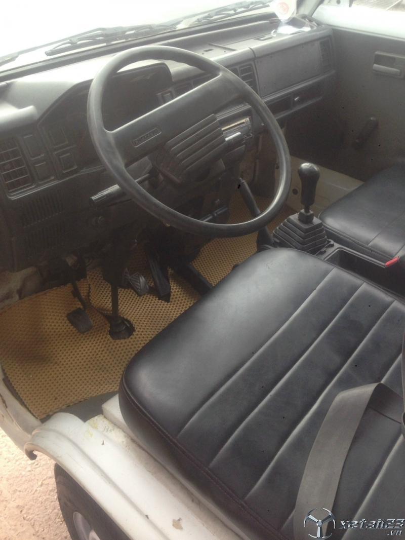 Bán gấp xe Suzuki đời 2009 thùng mui bạt giá rẻ , sẵn xe giao ngay