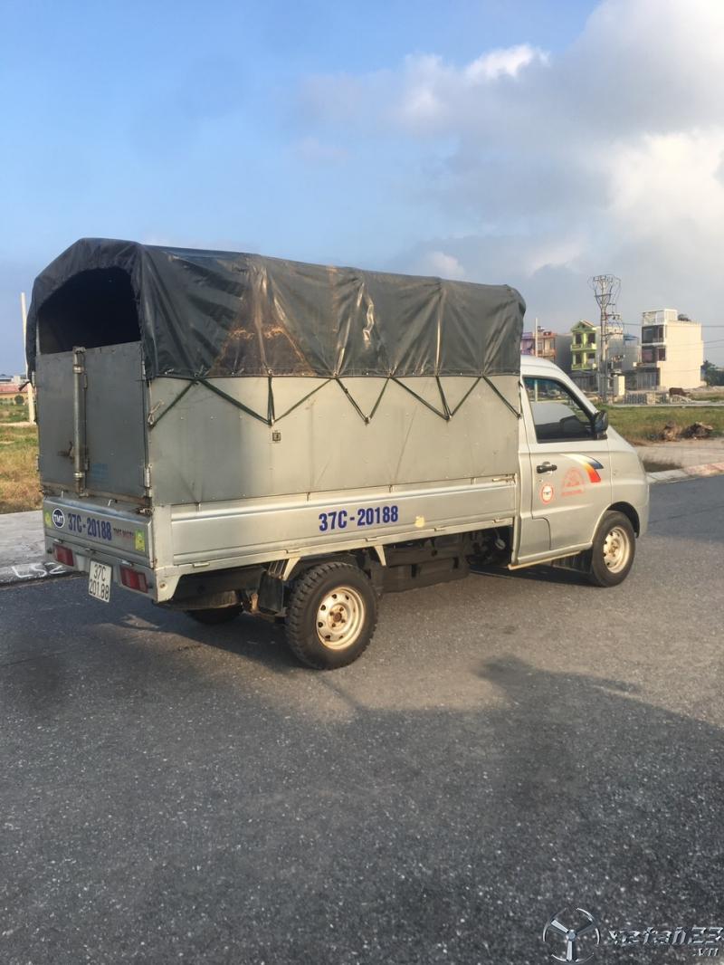 Rao bán xe TMT đời 2015 thùng mui bạt với giá 90 triệu