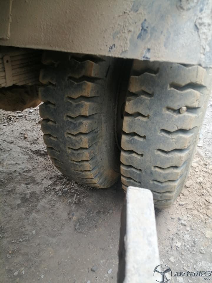 Cần bán xe ben Thaco FD 3,45 tấn đời 2008 với giá 60 triệu