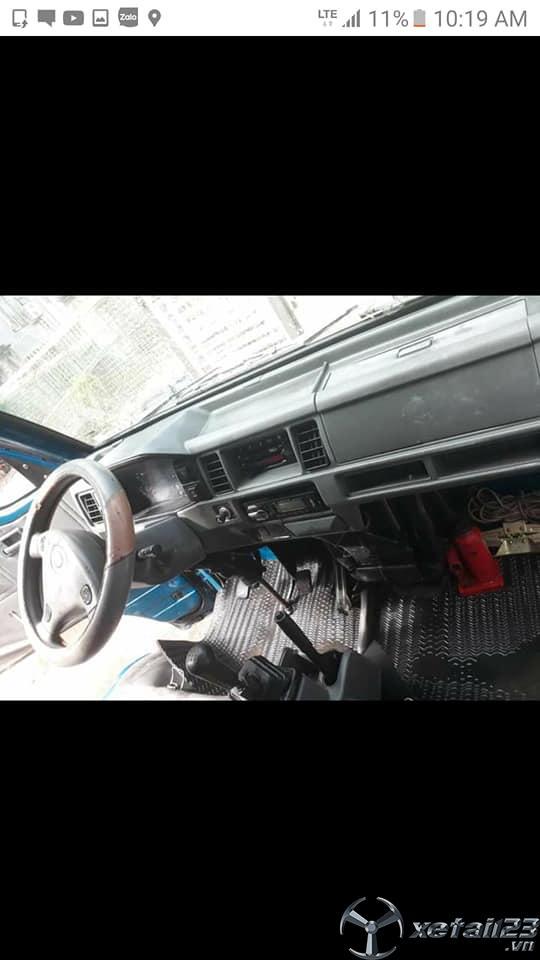 Rao bán xe Thaco Towner 750A đời 2016 thùng mui bạt giá chỉ 116 triệu