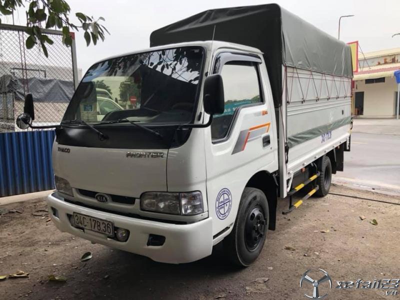 Bán xe Kia K165 sản xuất 2017 thùng mui bạt giá rẻ nhất
