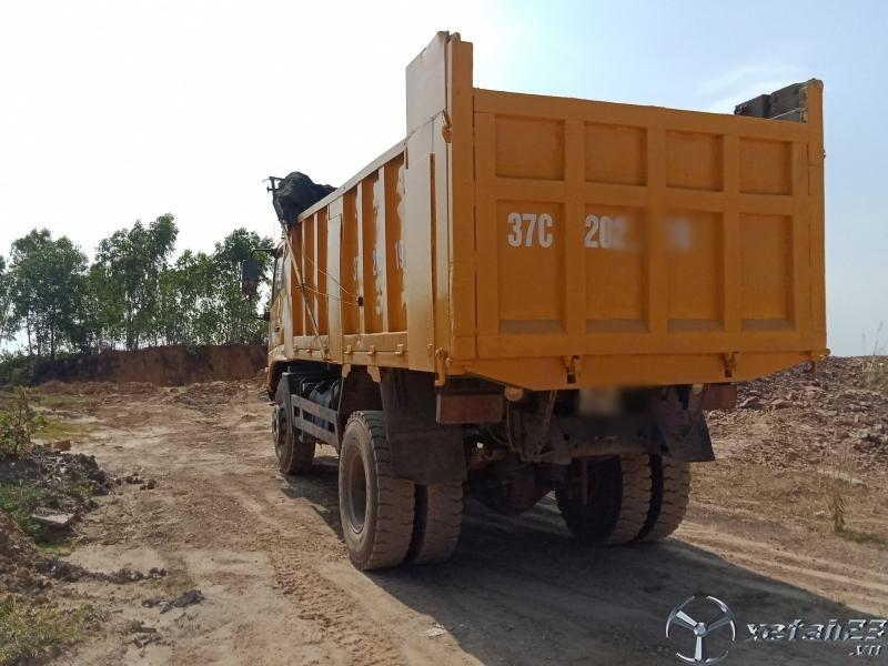Bán  xe Dongfeng Hoàng Huy 8 tấn đời 2015 giá 465 triệu