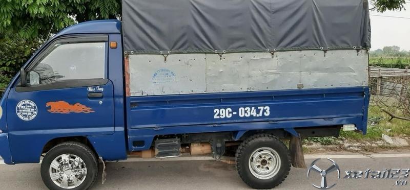 Bán gấp xe Giải Phóng đời 2011 thùng mui bạt giá rẻ nhất