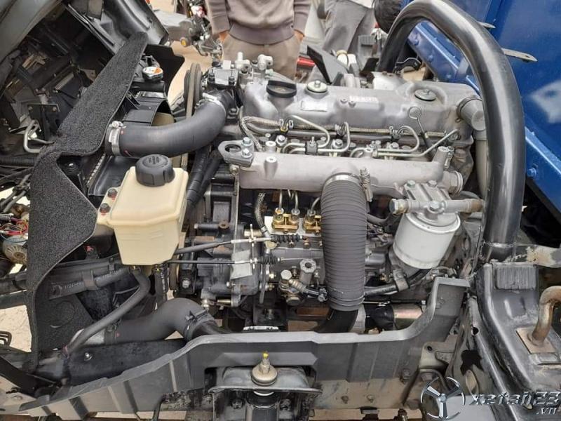 Bán xe Hyundai 6,5 tấn sx 2017 , đăng kí 2018 thùng mui bạt giá chỉ 545 triệu
