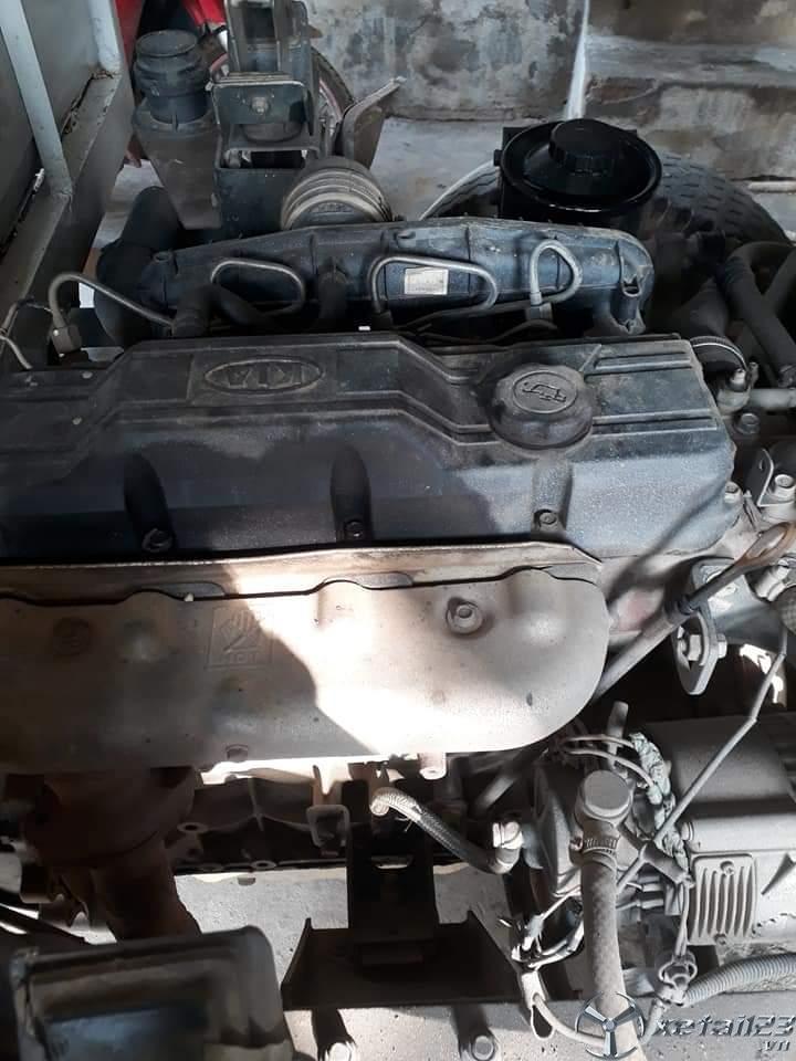 Rao bán xe Veam 1,2 tấn đời 2012 thùng mui bạt giá 128 triệu có thương lượng