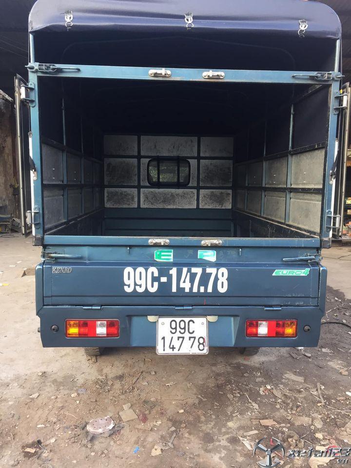Xe tải Kenbo sx 2018 thùng mui bạt đã qua sử dụng cần bán giá 155 triệu