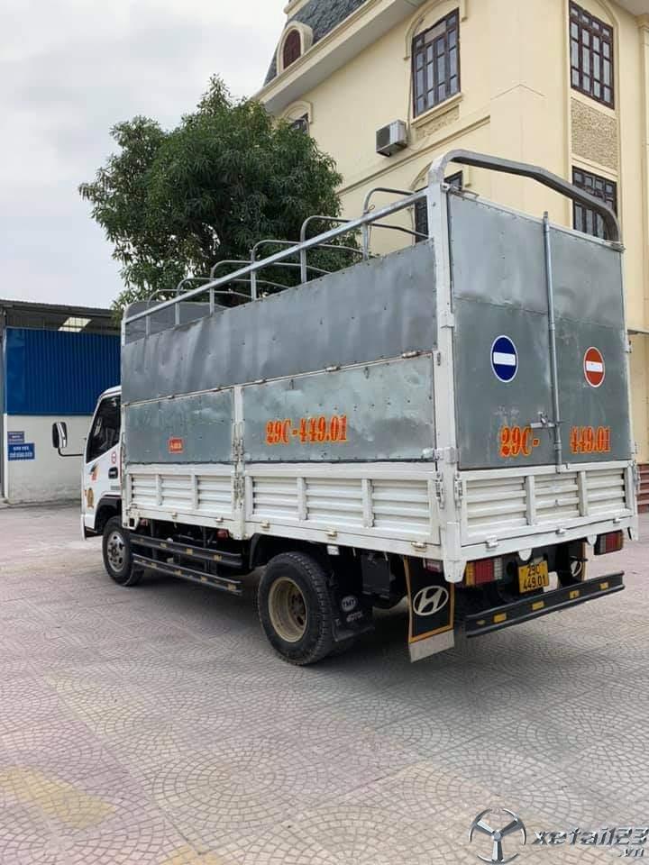 Cần bán xe TMT 4,8 tấn đời 2015 thùng mui bạt