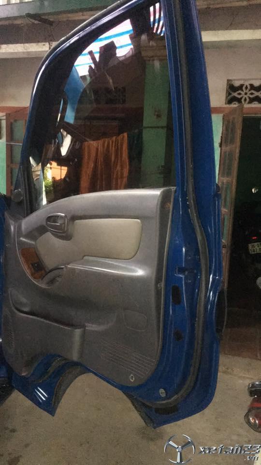 Rao bán xe Hyundai Porter II sx 2006 , đăng kí 2010 thùng mui bạt giá 185 triệu
