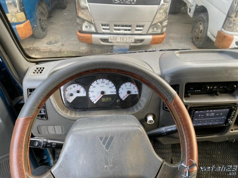 Bán xe Thaco Aumark đời 2012 , đăng kí năm 2013 thùng mui bạt