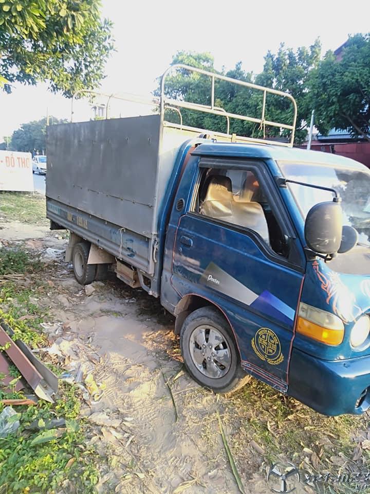 Thanh lý gấp xe Hyundai 1 tấn đời 1999 thùng mui bạt giá 50 triệu