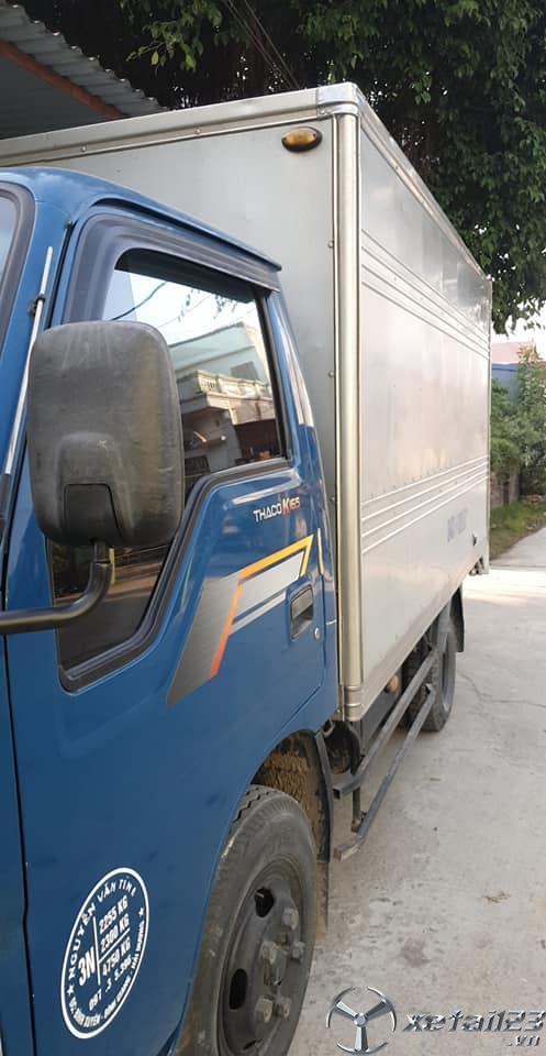 Rao bán  xe Kia K165 2,5 tấn đời 2015 thùng kín giá rẻ