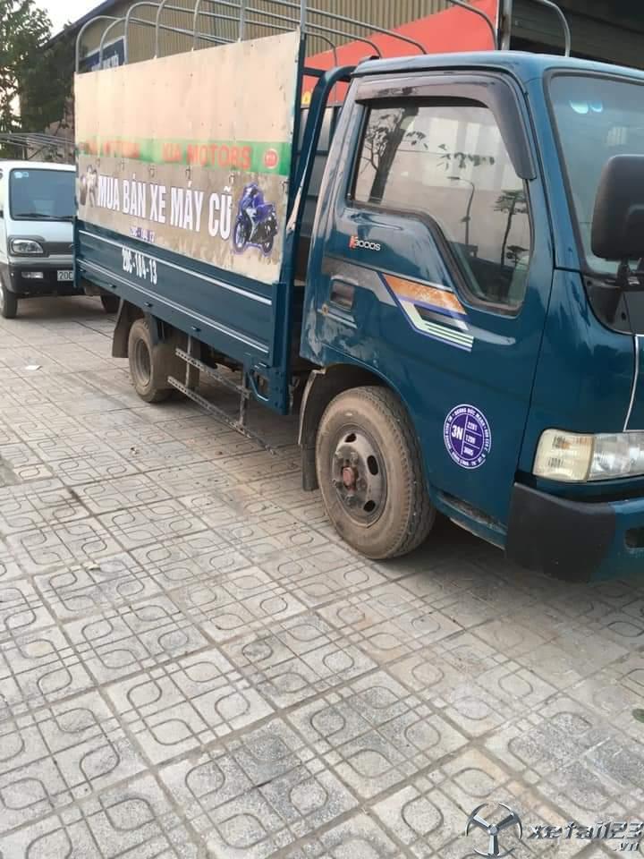 Thanh lý gấp xe Kia K3000S 1,2 tấn đời 2009 thùng mui bạt