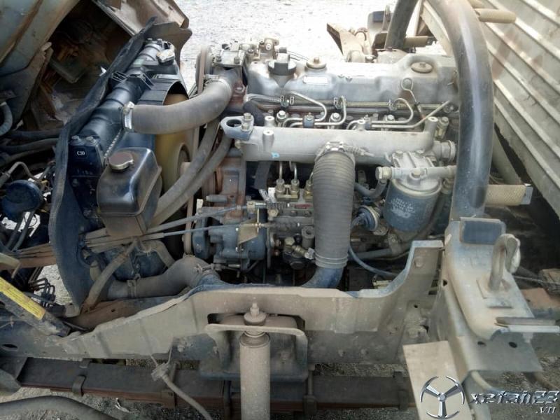 Rao bán xe Hyundai 3,5 tấn đời 2011 thùng mui bạt đã qua sử dụng giá rẻ nhất
