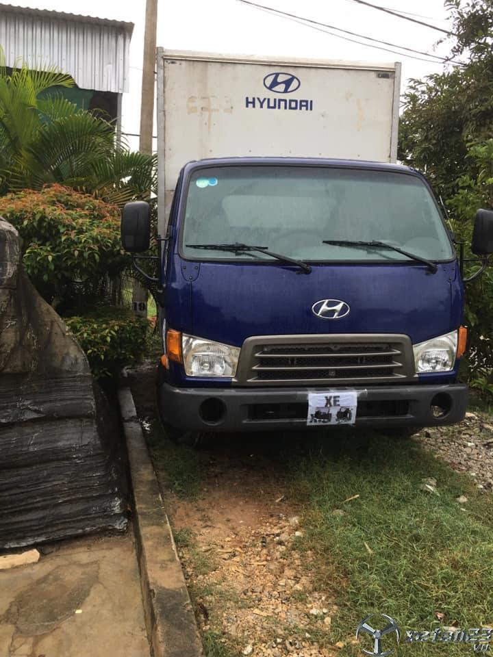 Bán Hyundai Mighty 2,5 tấn đời 2008 thùng kín giá 235 triệu