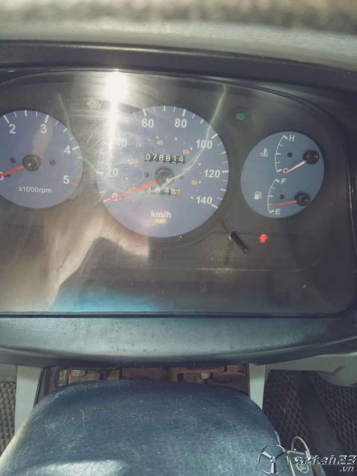 Xe Kia K3000S đời 2013 phiên bản thùng kín cần bán với giá 215 triệu