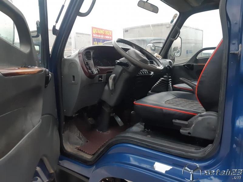 Bán xe Hyundai HD72 đời 2014 thùng mui bạt