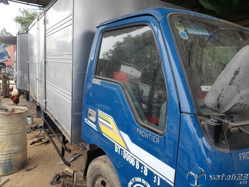 Rao bán xe Kia K3000S 1 tấn đời 2009 thùng kín