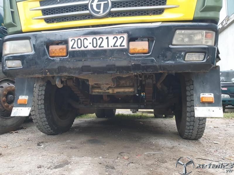 Cần bán xe Trường Giang 5 tấn hạ tải 3,45 tấn sx 2011 , đăng kí 2012 giá 170 triệu