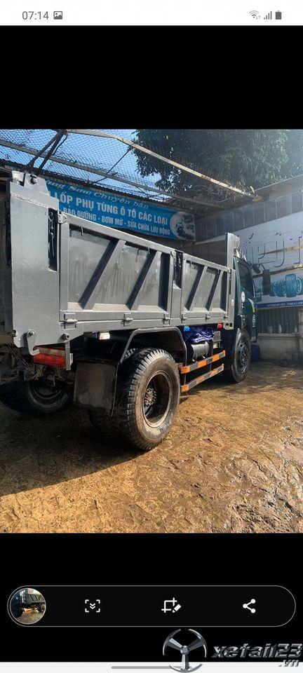Cần bán xe ben TMT 7,2 tấn đời 2015 giá 250 triệu