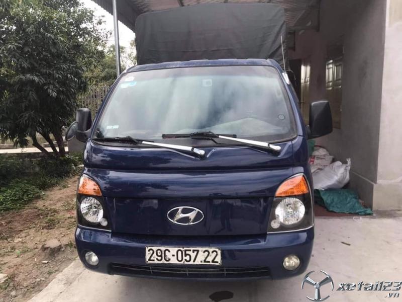 Xe Hyundai đời 2007 thùng mui bạt đã qua sử dụng cần bán giá 255 triệu , sẵn xe giao ngay