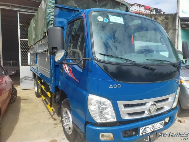 Bán xe Thaco Ollin 500B sản xuất năm 2015 thùng mui bạt