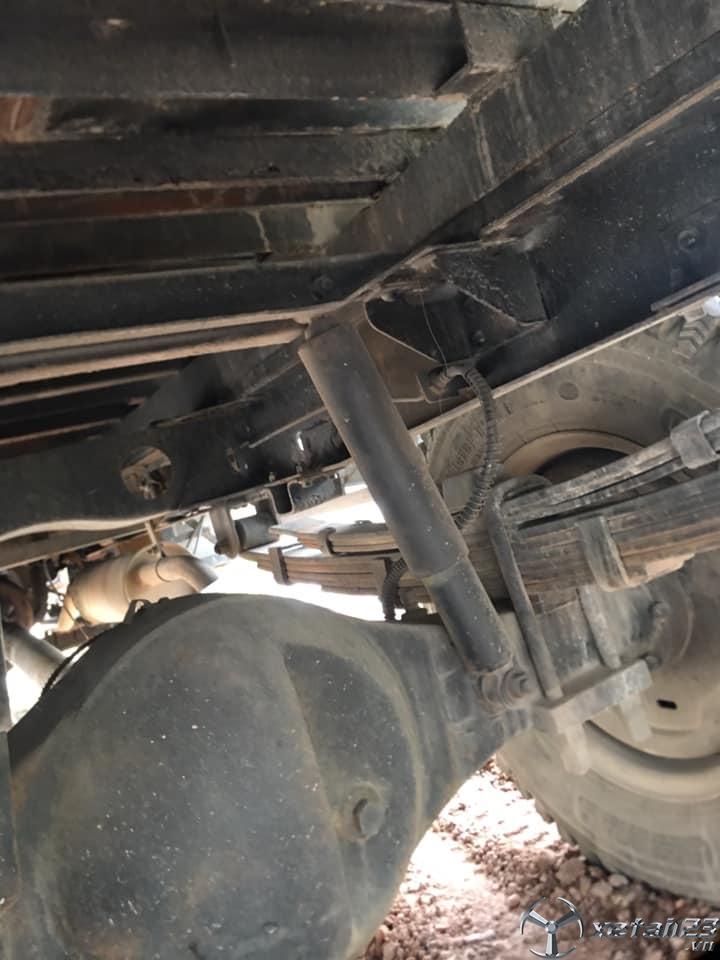 Thanh lý gấp xe Thaco đời 2011 thùng mui bạt giá 78 triệu