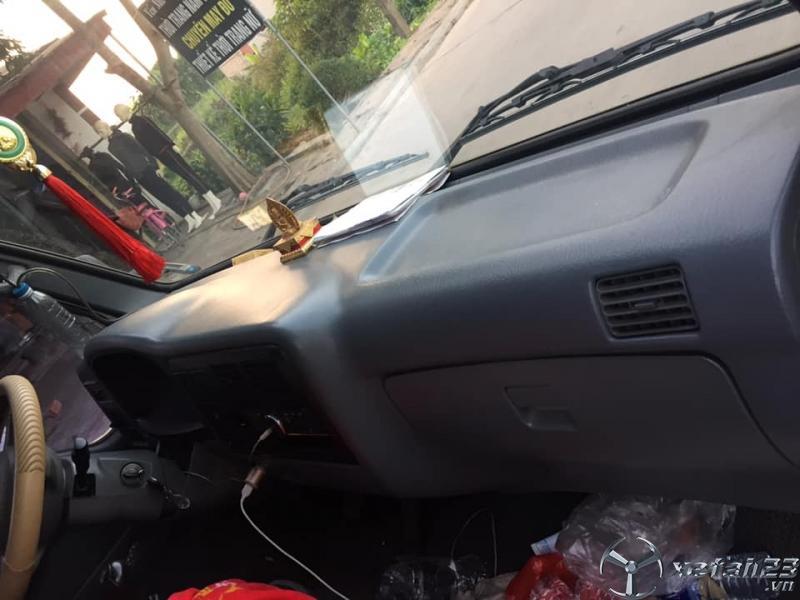 Bán xe Thaco K190 1,9 tấn đời 2016 thùng kín với giá chỉ 250 triệu