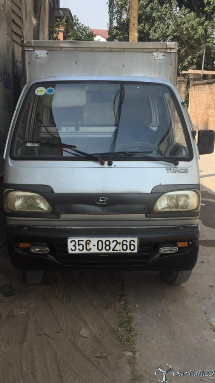 Rao bán xe Thaco Towner 750 đời 2010 thùng kín