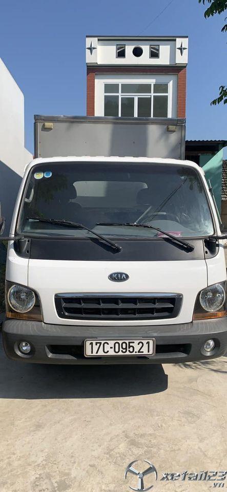 Bán xe Kia đời 2012 thùng kín giá tốt nhất