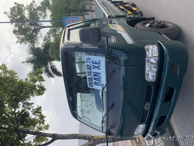 Cần bán xe KiA-K3000S SX 2012 thùng lửng . Xe chở Kính có giá chữ A theo xe. Xe còn rất đẹp ai có nh