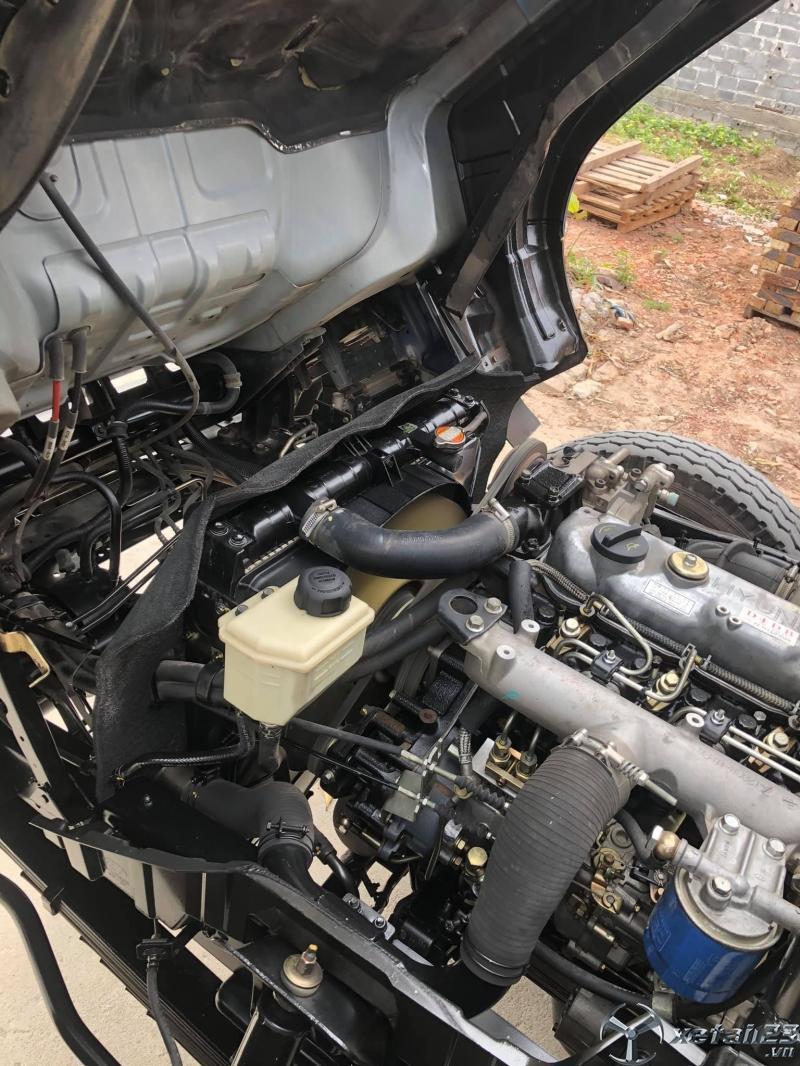 Rao bán xe Hyundai HD800 đời 2017 thùng mui bạt , xe đẹp sẵn giao ngay