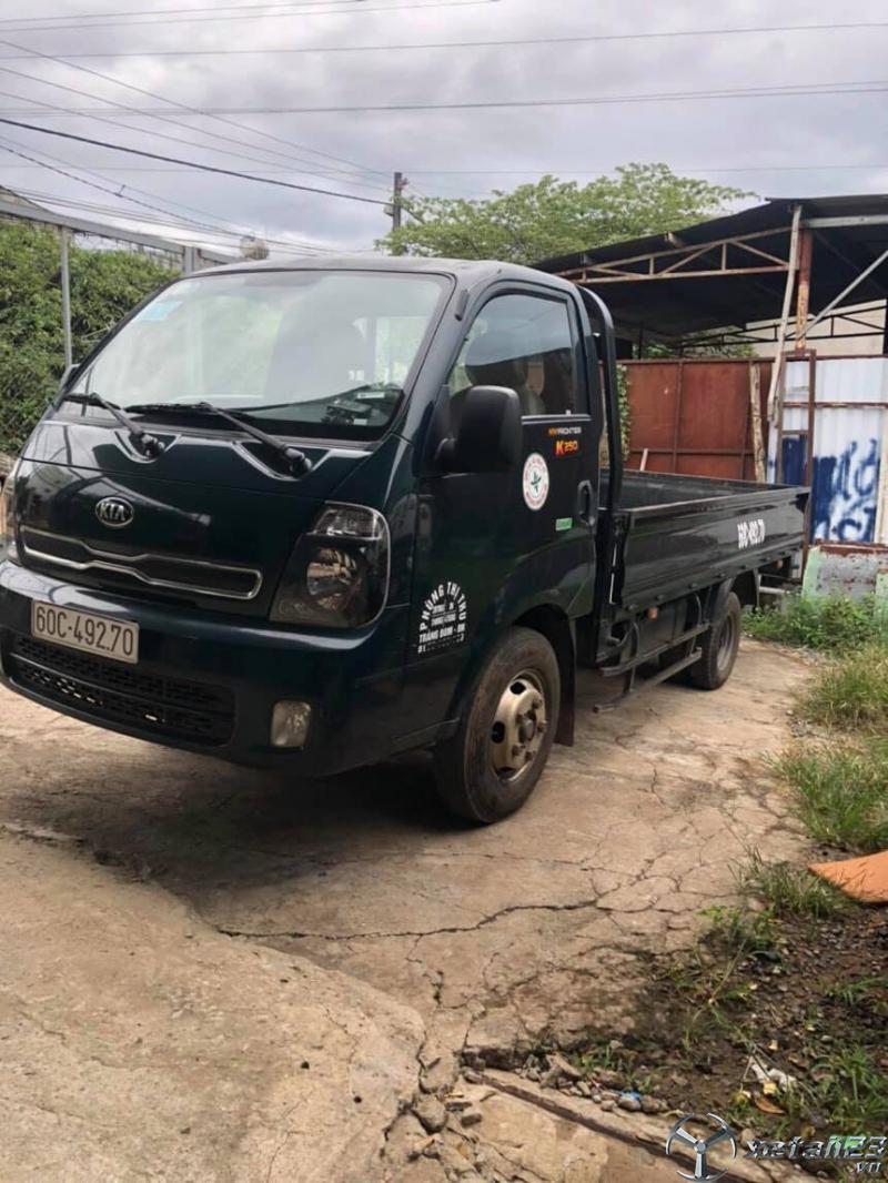 Bán xe Kia K250 tải 2,4 tấn đời 2019 giá rẻ nhất
