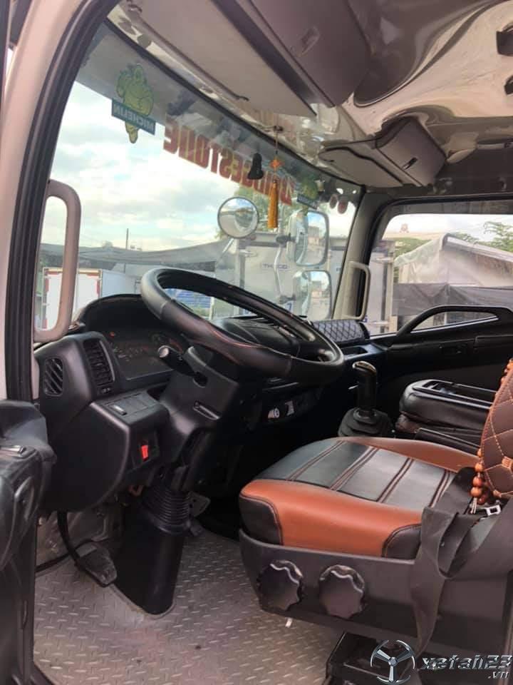 Xe Hino FG 15 tấn đời 2015 thùng mui bạt cần bán giá tốt nhất , sẵn xe giao ngay