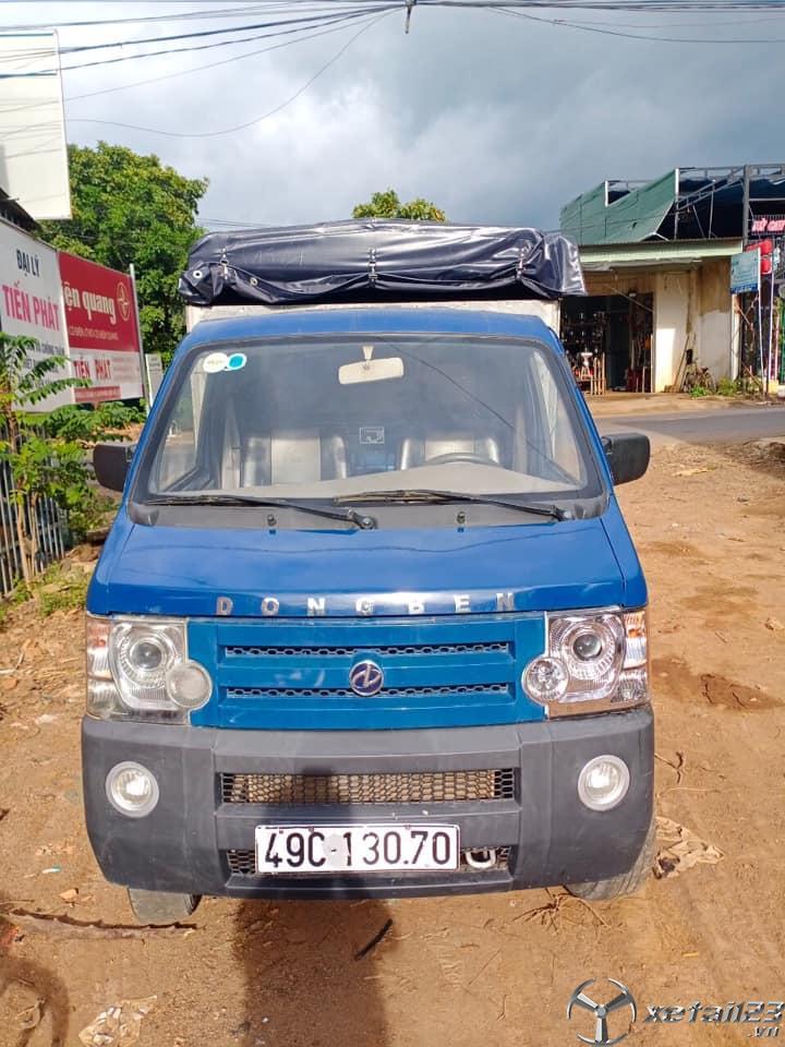 Rao bán xe Dongben sx 2016 thùng mui bạt giá 95 triệu