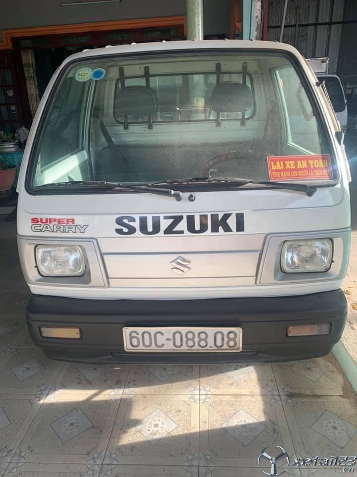 Cần bán gấp xe tải Suzuki 6 tạ đời 2013 , sẵn xe giao ngay