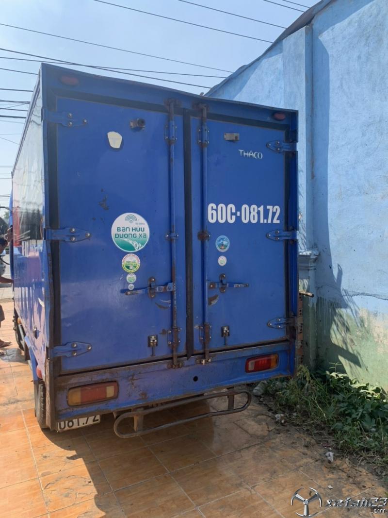 Rao bán xe Kia 1,2 tấn đời 2010 phiên bản thùng kín