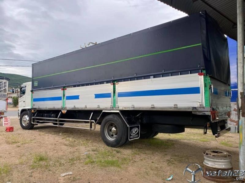 Bán xe Hino FG 8,3 tấn đời 2015 thùng mui bạt giá rẻ nhất