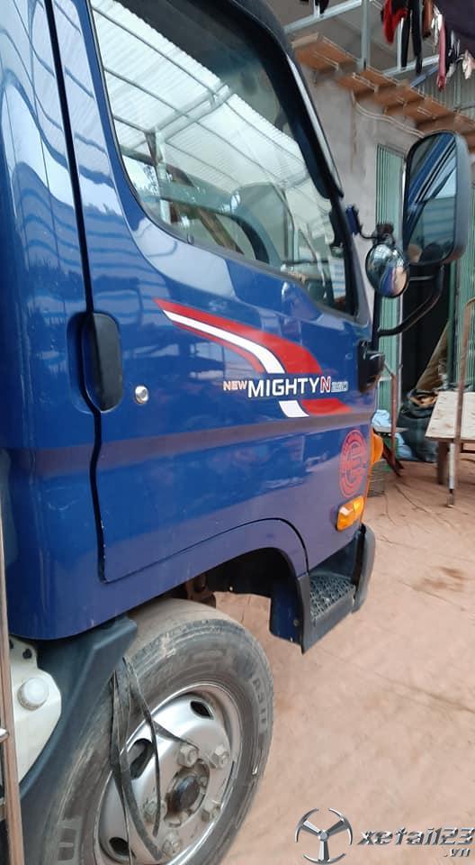 Xe Hyundai Mighty 2,5 tấn đời 2018 thùng mui bạt cần bán giá siêu rẻ chỉ 365 triệu