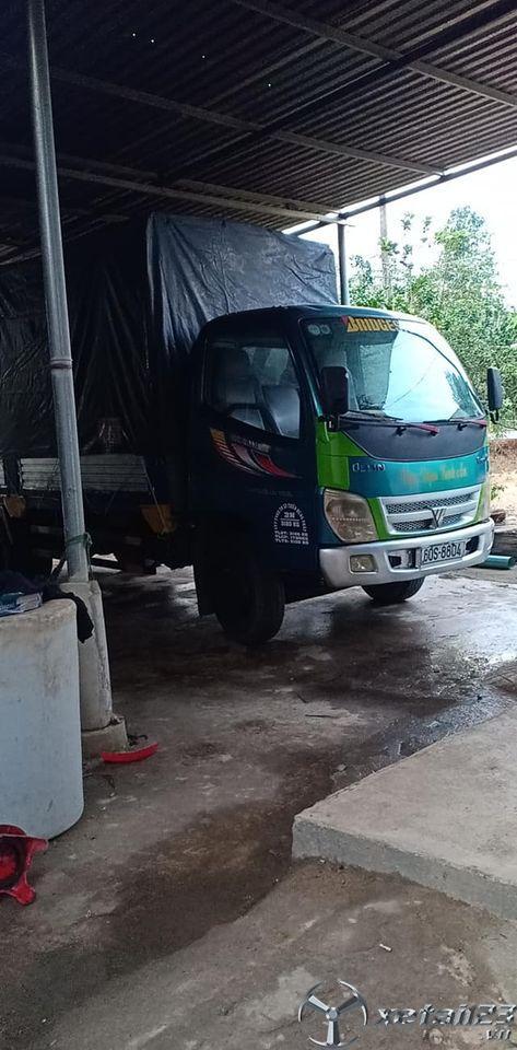 Bán gấp xe Thaco 2 tấn đời 2010 thùng mui bạt giá chỉ 140 triệu