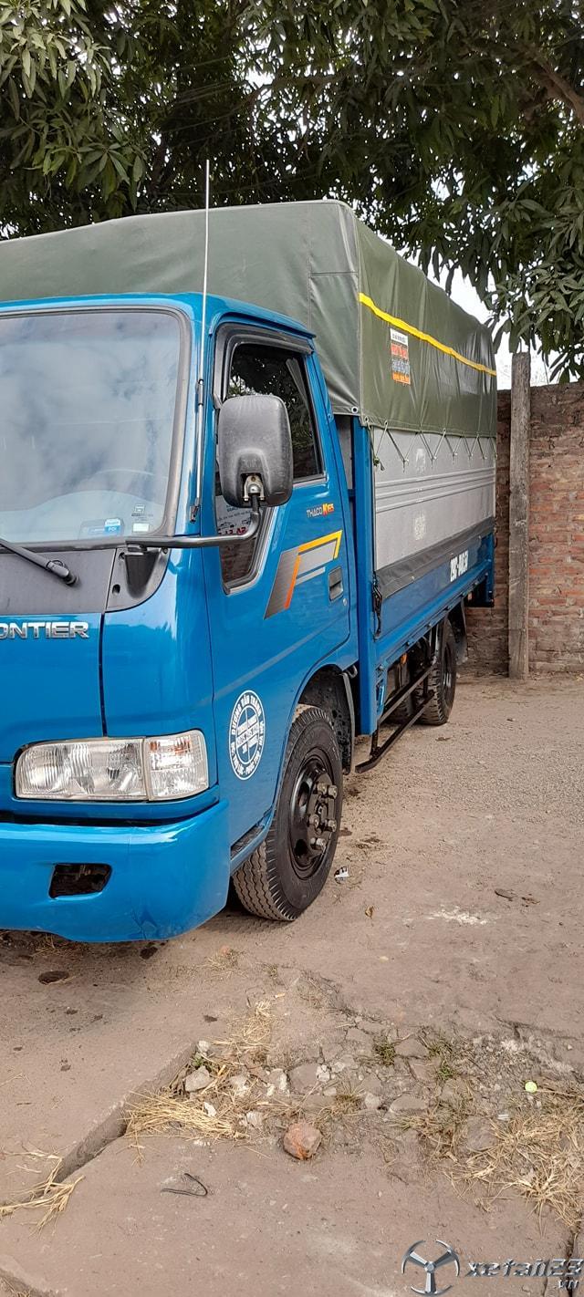 Bán xe Kia K165 sản xuất 2017 thùng mui bạt giá tốt nhất , sẵn  xe giao ngay