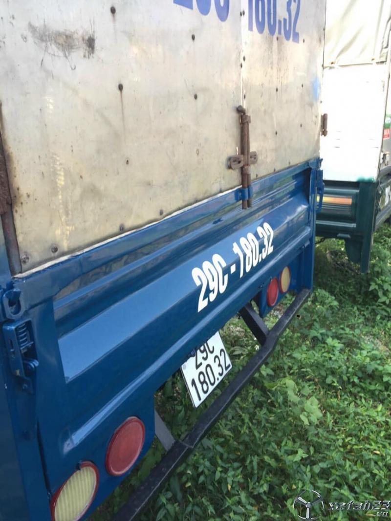 Thanh lý gấp xe Hyundai Porter H100 1 tấn đời 2000 thùng mui bạt giá 150 triệu