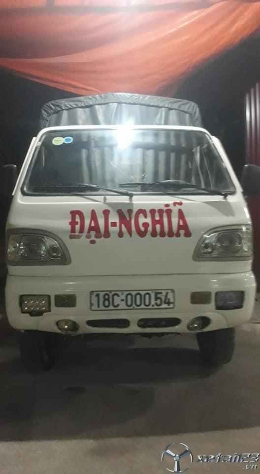 Bán gấp xe Vinaxuki đời 2005 thùng mui bạt giá tốt nhất , sẵn xe giao ngay