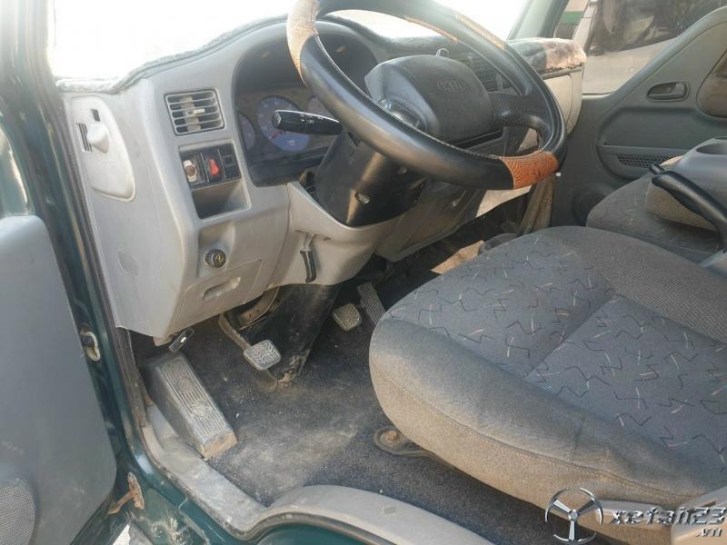 Bán xe Kia K3000S đời 2010 thùng mui bạt giá siêu rẻ chỉ 190 triệu