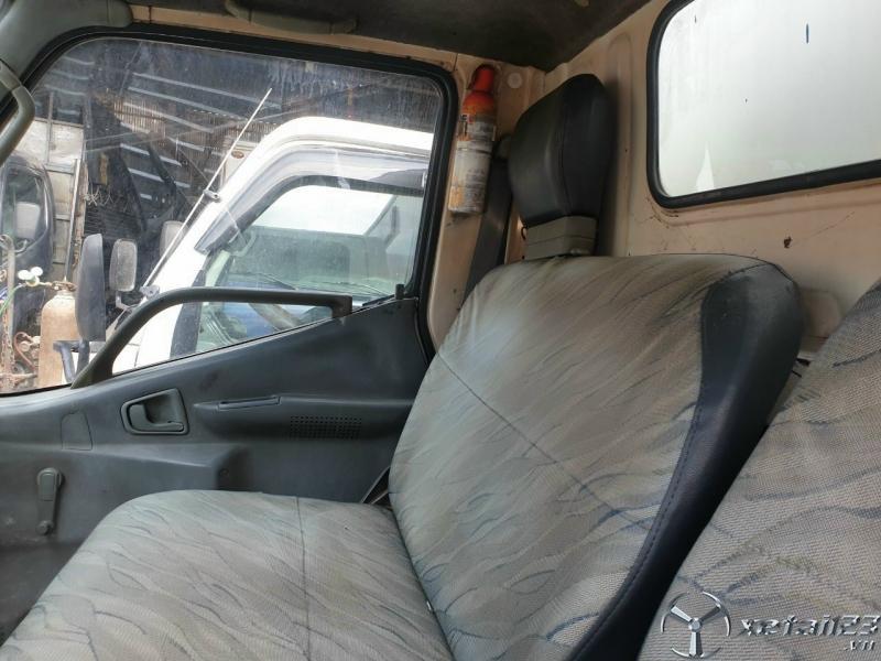 Rao bán xe Mitsubishi 1,6 tấn phiên bản  thùng kín đời 2006
