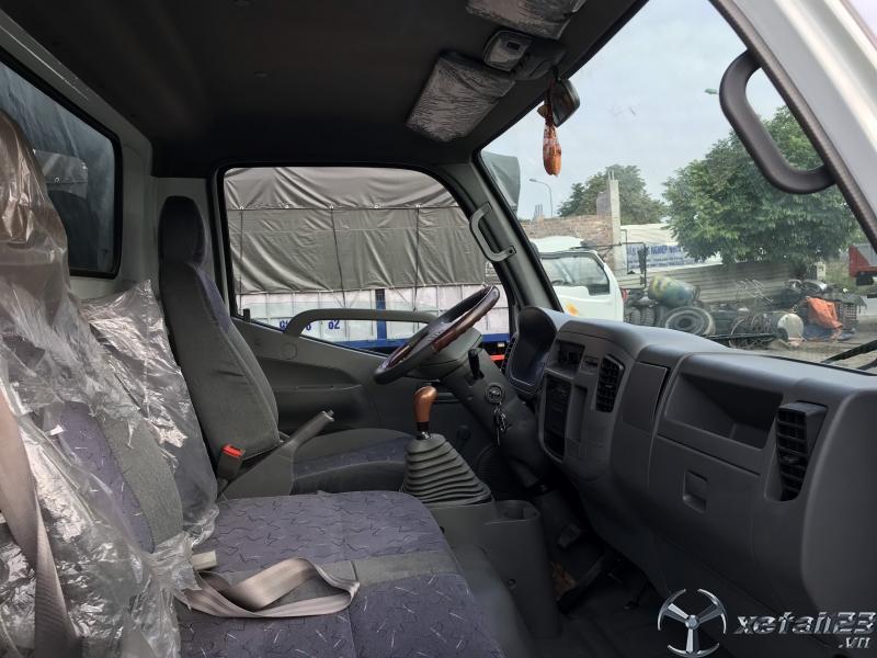 Bán xe tải Thaco Ollin 500B thùng mui bạt, xe rất mới chạy 45.000km